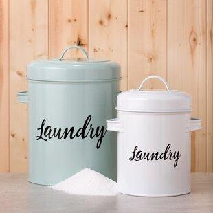 Laundry Detergent Storage | Wayfair
