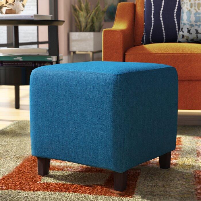 Enjoyable Castagna Cube Ottoman Ibusinesslaw Wood Chair Design Ideas Ibusinesslaworg