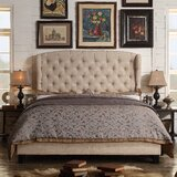 Feliciti Upholstered Standard Bed by Mulhouse Furniture