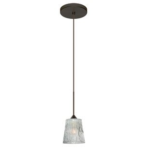Besa Lighting Nico 1-Light Cone Pendant