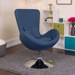 Palisades Lounge Chair by Orren Ellis