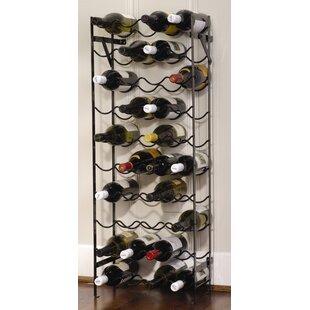 Lyall 40 Bottle Floor Wine Rack by Brayden Studio