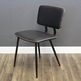 Lasky Upholstered Dining Chair by George Oliver
