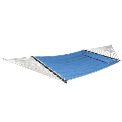 Dittman Quilted Olefin Double Tree Hammock by Red Barrel Studio Great Reviews