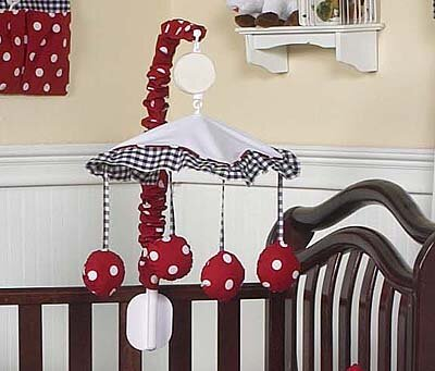 Little Ladybug Musical Mobile