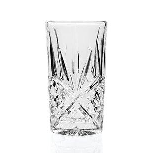Dublin 10 oz. Crystal Highball Glass (Set of 4)