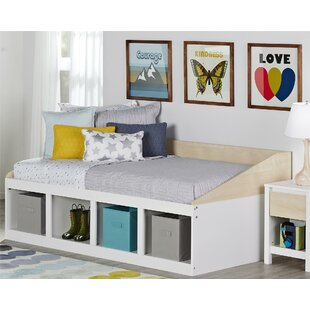 Addison Twin Platform Bed by Novogratz