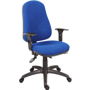 High-Back Task Chair By Symple Stuff