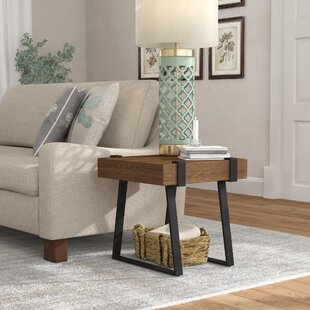 Best Reviews Wisteria End Table By Laurel Foundry Modern Farmhouse