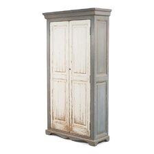 2 Door Tall Accent Cabinet by Sarreid Ltd