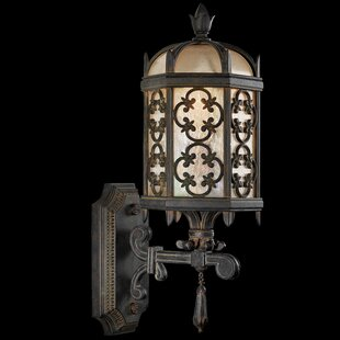 Costa Del Sol Outdoor Sconce by Fine Art ..