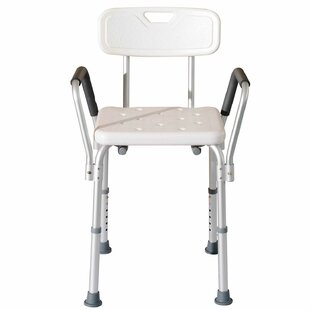 Compare & Buy Adjustable Medical Shower Seat By HomCom