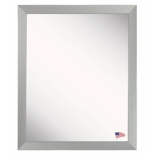 Aluminum Framed Mirror | Wayfair