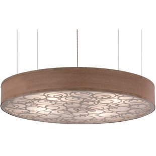 4-Light Pendant by Meyda T..