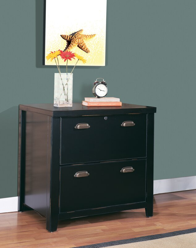 kathy ireland Home by Martin Furniture Tribeca Loft 2-Drawer ...