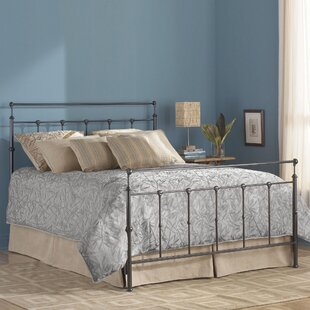 Bastia California King Panel Bed by August Grove