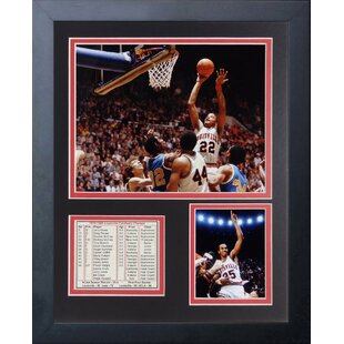 1980 Louisville Cardinals Champions Framed Photographic Print By Legends Never Die
