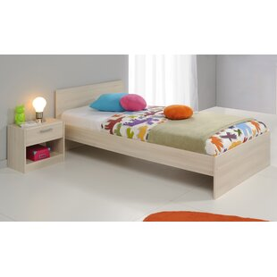 Demeter Twin Platform Bed by Zoomie Kids