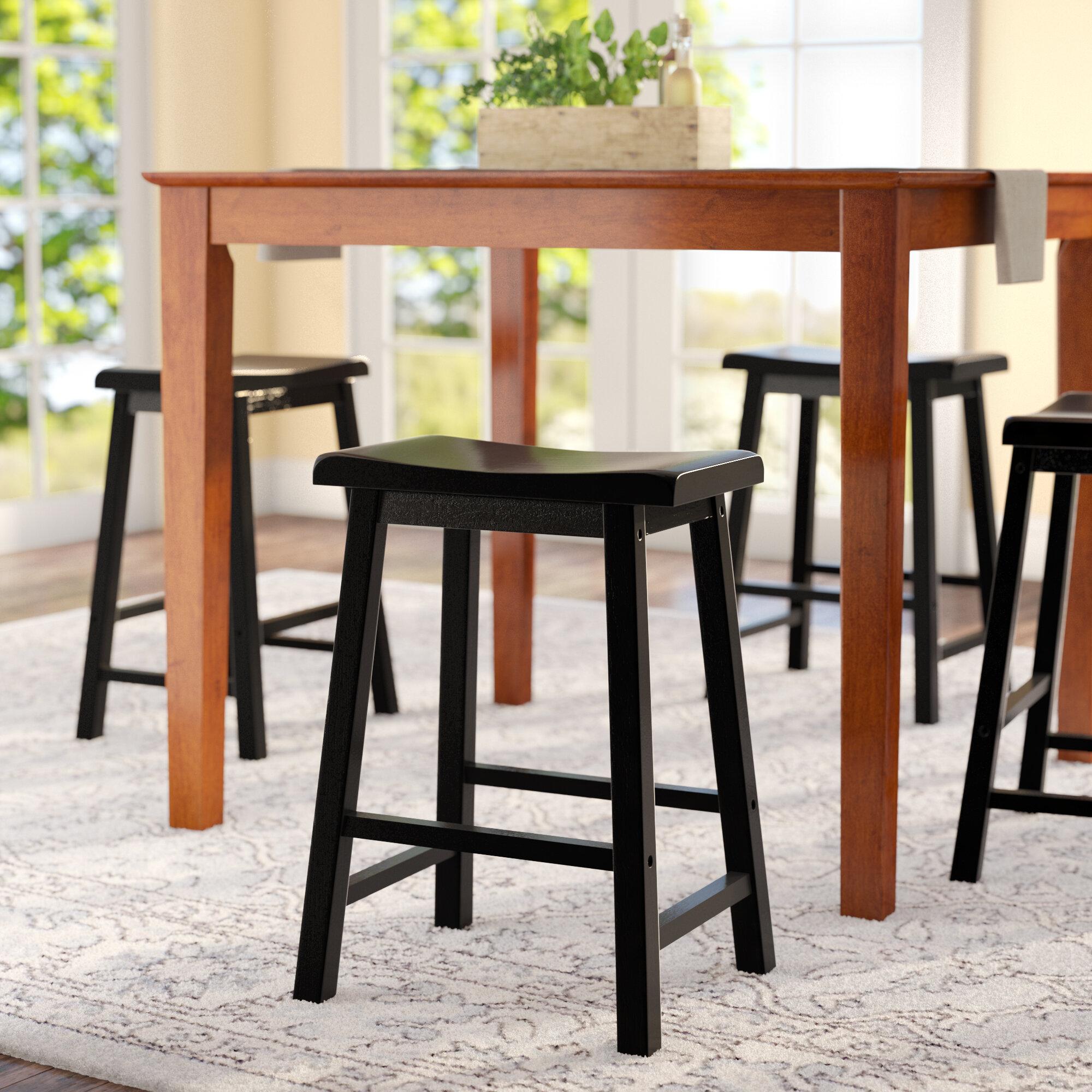 Fabulous Whitworth 5 Piece Pub Table Set Customarchery Wood Chair Design Ideas Customarcherynet