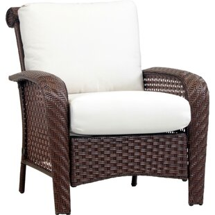 Bay Isle Home St Andrews Martinique Deep Seating Chair with Cushion