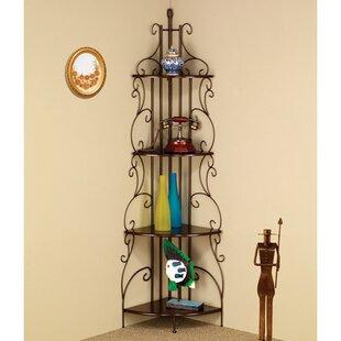 Cheatham Iron Baker's Rack by Fleur De Lis Living