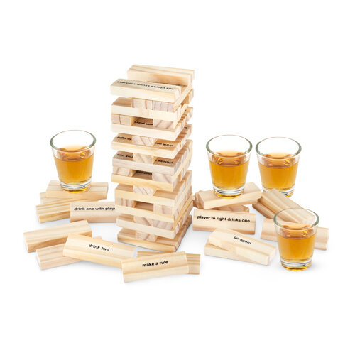 Party Games Activities Fun Adults Drinking Game Kids Christmas Party Games Condo Jenga Tower Stack Home Furniture Diy Tallergrafico Com Uy