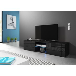 Shuler Best Double TV Stand for TVs up to 78