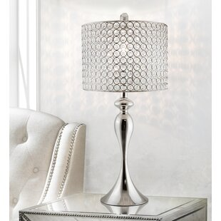 Reviews Marengo Crystal 27 Table Lamp By Mercer41