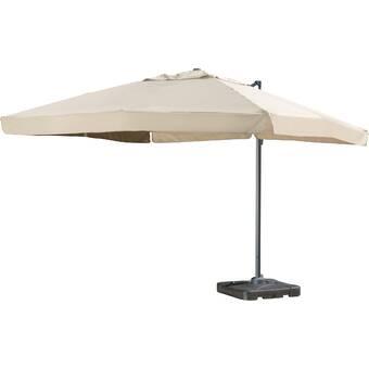 Coolaroo 10' Cantilever Umbrella & Reviews | Wayfair