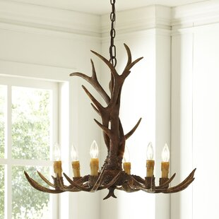 Loon Peak Ludlow 6-Light Chandelier