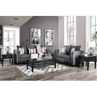Moorehead Configurable Living Room Set by Everly Quinn