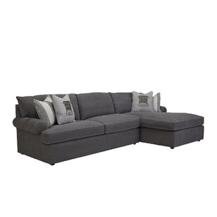 Buy luxury Temescal Sectional by Brayden Studio Reviews (2019) & Buyer's Guide