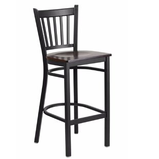 Purchase St. Nicholas 28.75 Bar Stool by Winston Porter Reviews (2019) & Buyer's Guide