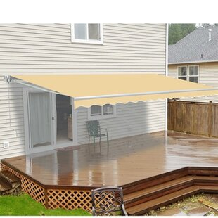Awnings Youll Love Wayfair - Roll out patio flooring