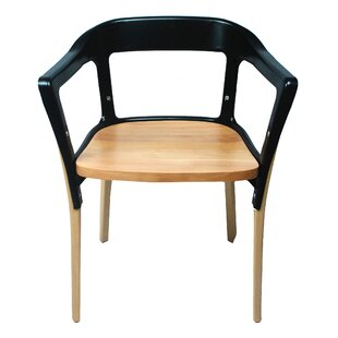 Jasper Solid Wood Dining Chair by Mod Made