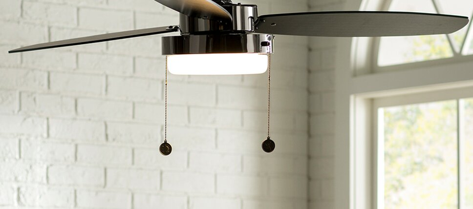 Modern ceiling lights allmodern lighted ceiling fan sale aloadofball Images