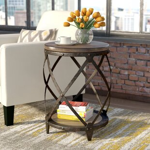 Beckfield End Table Trent Austin Design