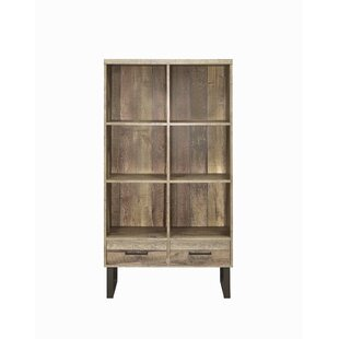 Sarahi Standard Bookcase by Millwood Pines