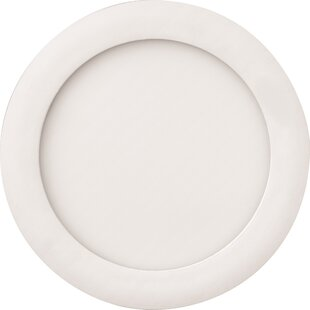 Reviews Ultra Thin 6.7 LED Recessed Lighting Kit By Lithonia Lighting