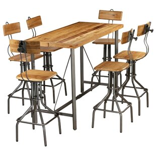 On Sale Pocklingt Dining Set With 6 Chairs