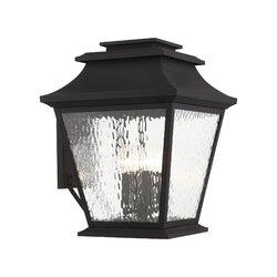 Campfield 4 Light Outdoor Wall Lantern