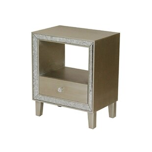 Reede 1 Drawer Accent Chest by..