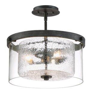 Designers Fountain Cazadero 3-Light Pendant