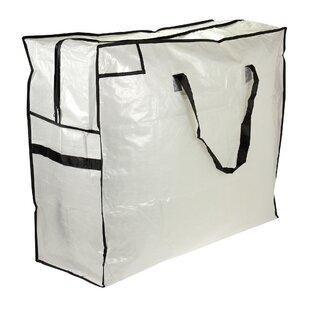 bda1142da0ab Storage and Organization Large Tote Bag with Black Trim