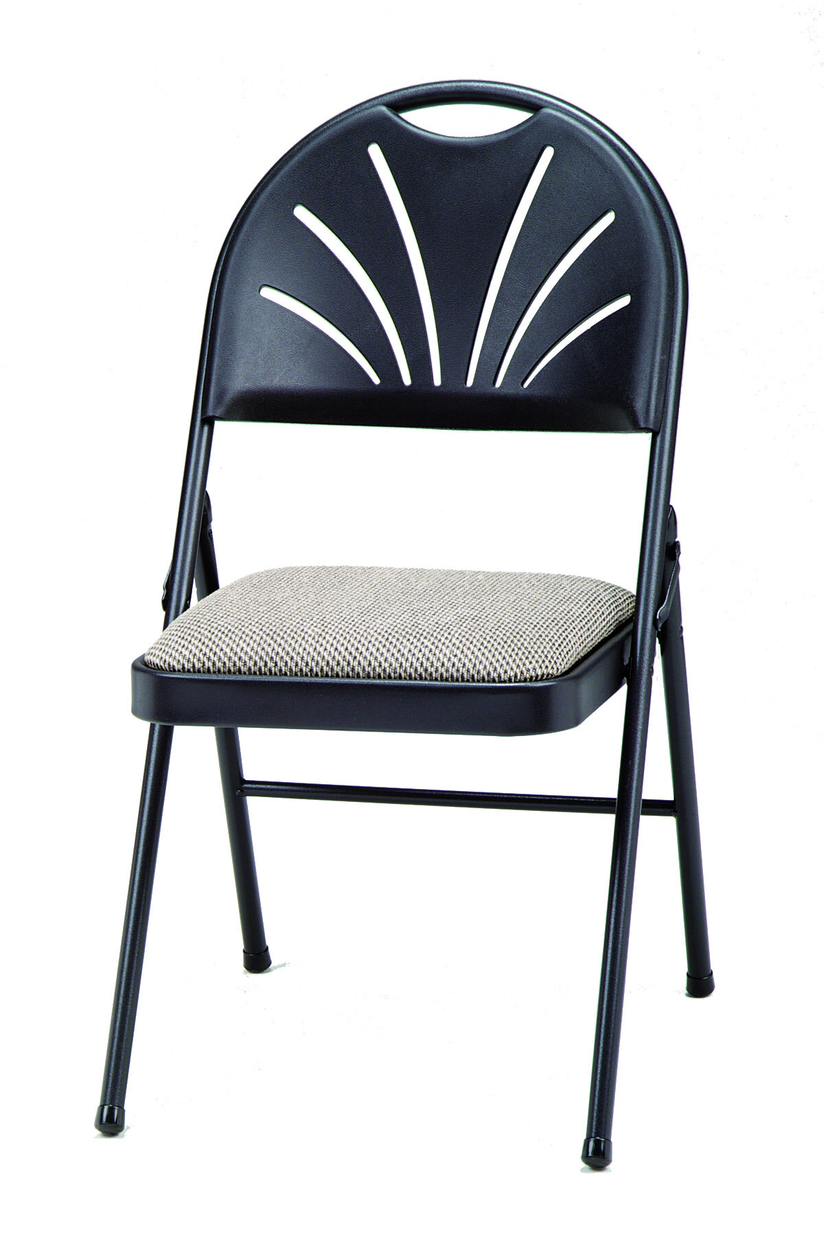 Meco Hg Plastic Padded Folding Chair