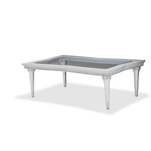 Best Reviews Melrose Plaza Coffee Table by Michael Amini Reviews (2019) & Buyer's Guide