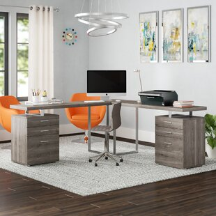 Schmidtke L-Shape Writing Desk