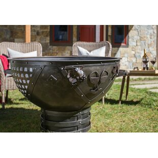 Cedar Creek Sculptures Dream Weaver Steel Fire Pit
