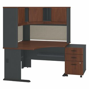 Series A 3 Piece Corner Desk Office Suite by Bush Business Furniture