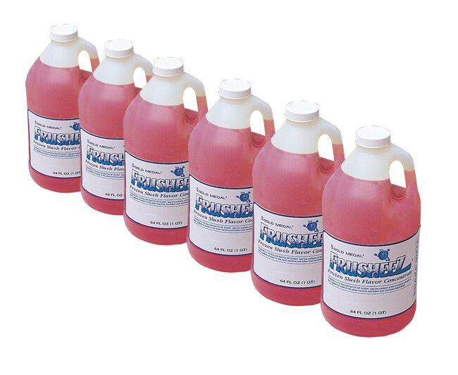 0.5 Gallon Ready to Use Frusheez Slush Mix